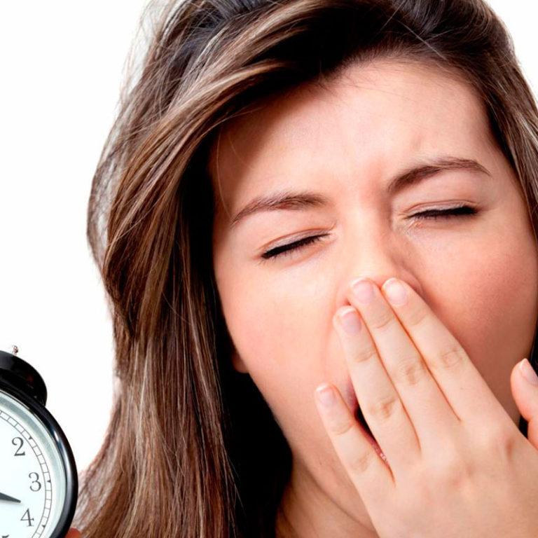 ¿Sabes cuáles son las consecuencias de no dormir bien?