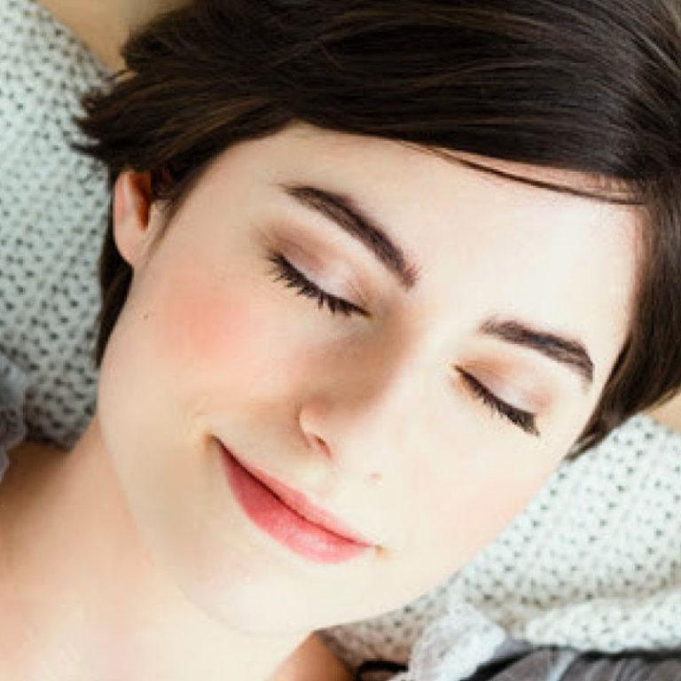 Antes de dormir, relaja tu cuerpo