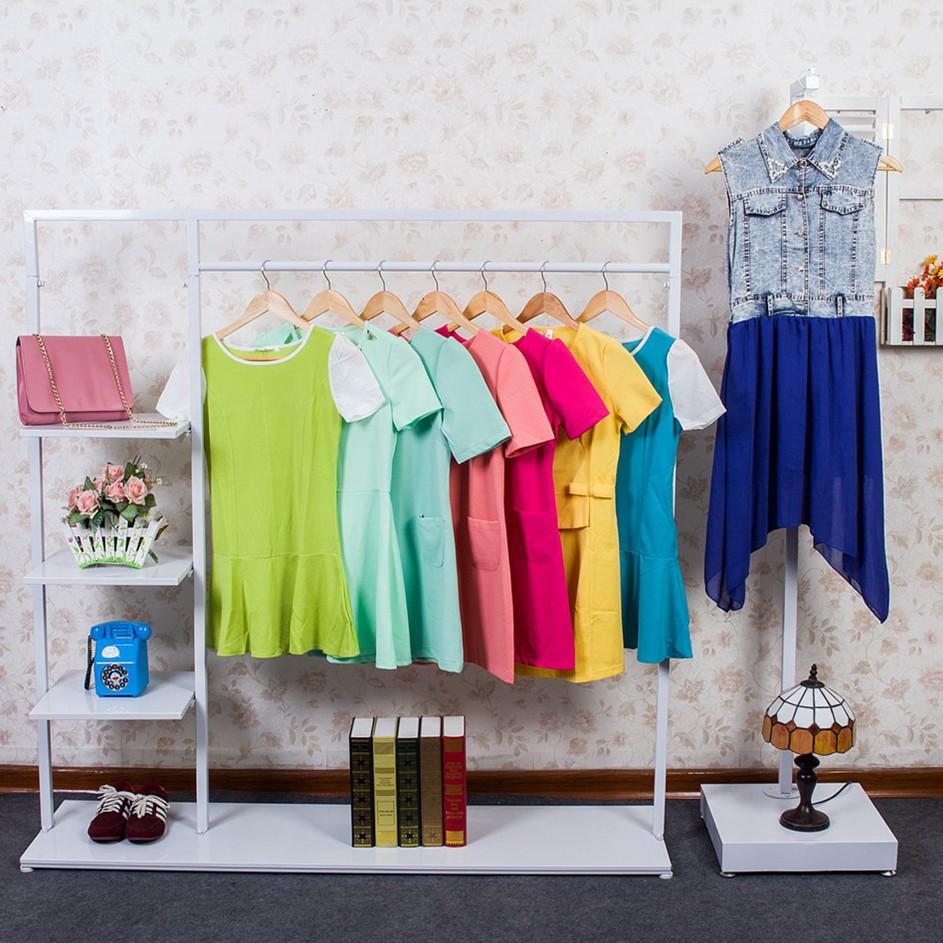 Planchar-la-ropa-ropa-estante-de-exhibición-piso-perchero-colgador-bolsas-y-zapatos-exhiben-bastidores-de
