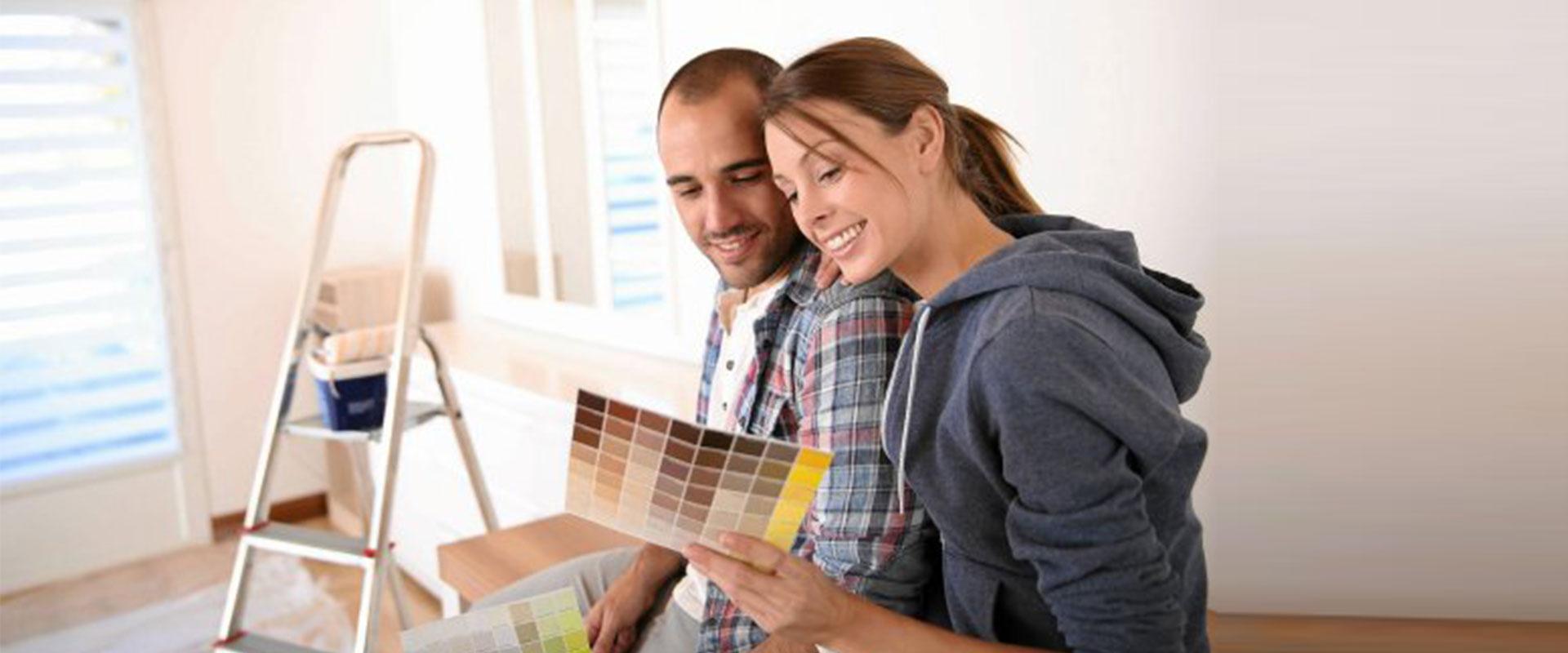 Cómo elegir los colores para pintar tu habitación