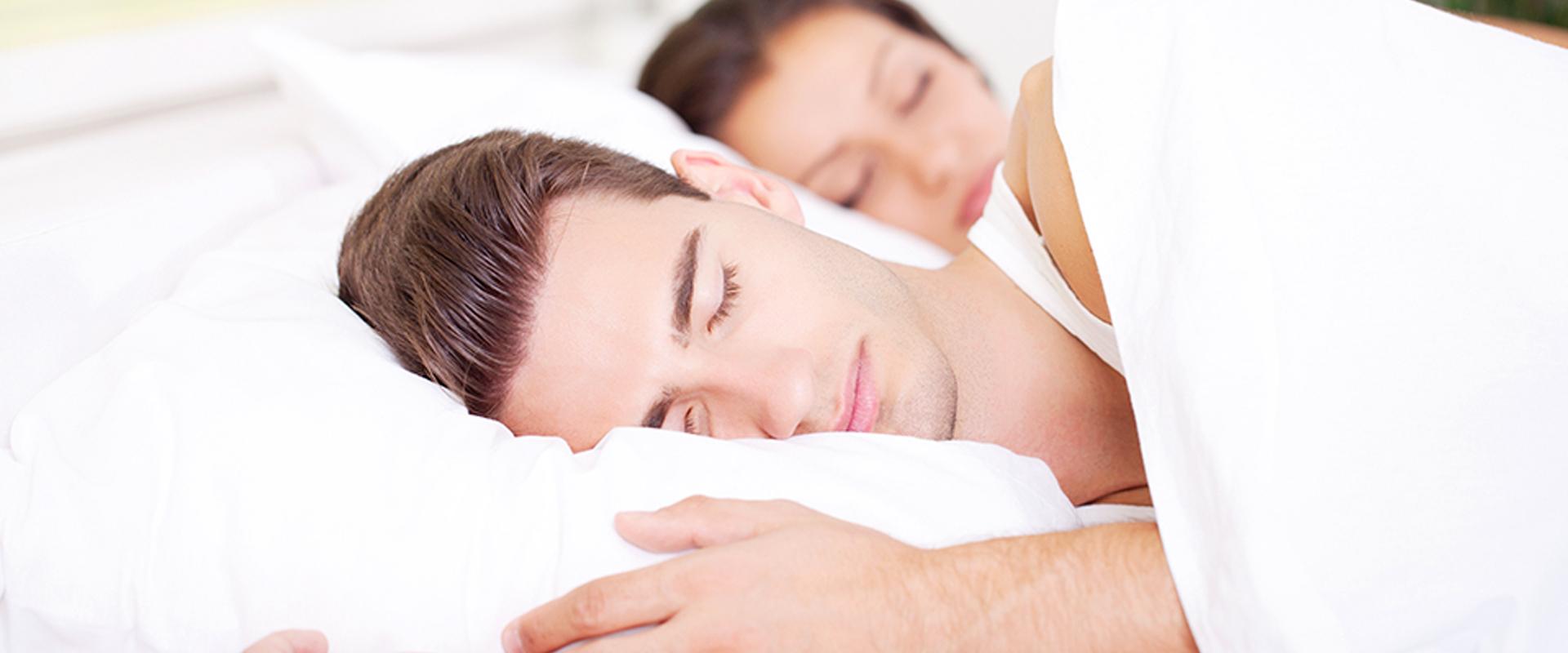 Cómo dormir mejor en pareja