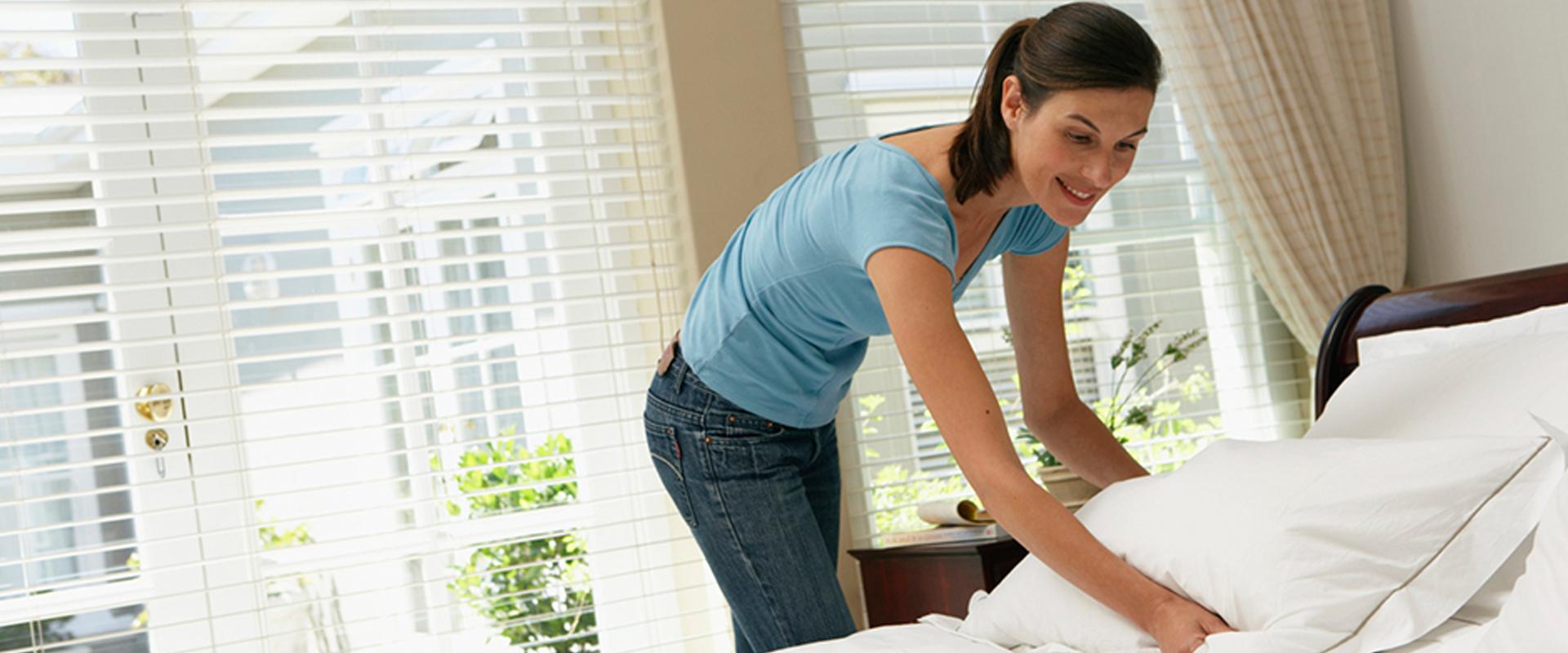 Cómo ordenar velozmente tu habitación
