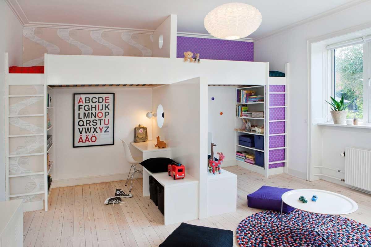 diseños-de-cuartos-compartidos-de-niño-y-niña-12