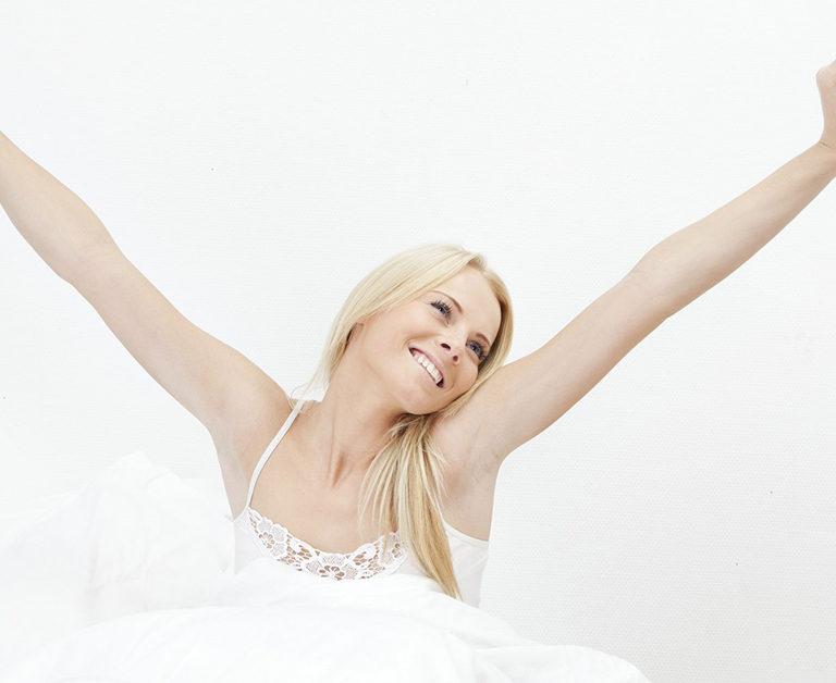 Cómo superar con energía a un día de trabajo durmiendo sólo 4 horas