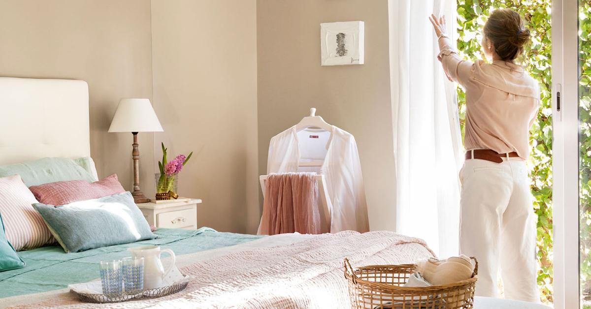 Decora tu habitación para que te de un buen animo