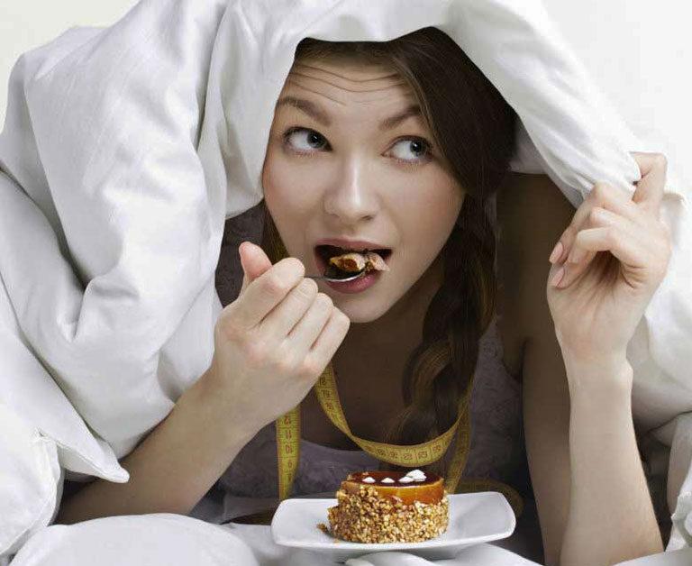 ¡Dime qué comes y te diré cómo duermes!