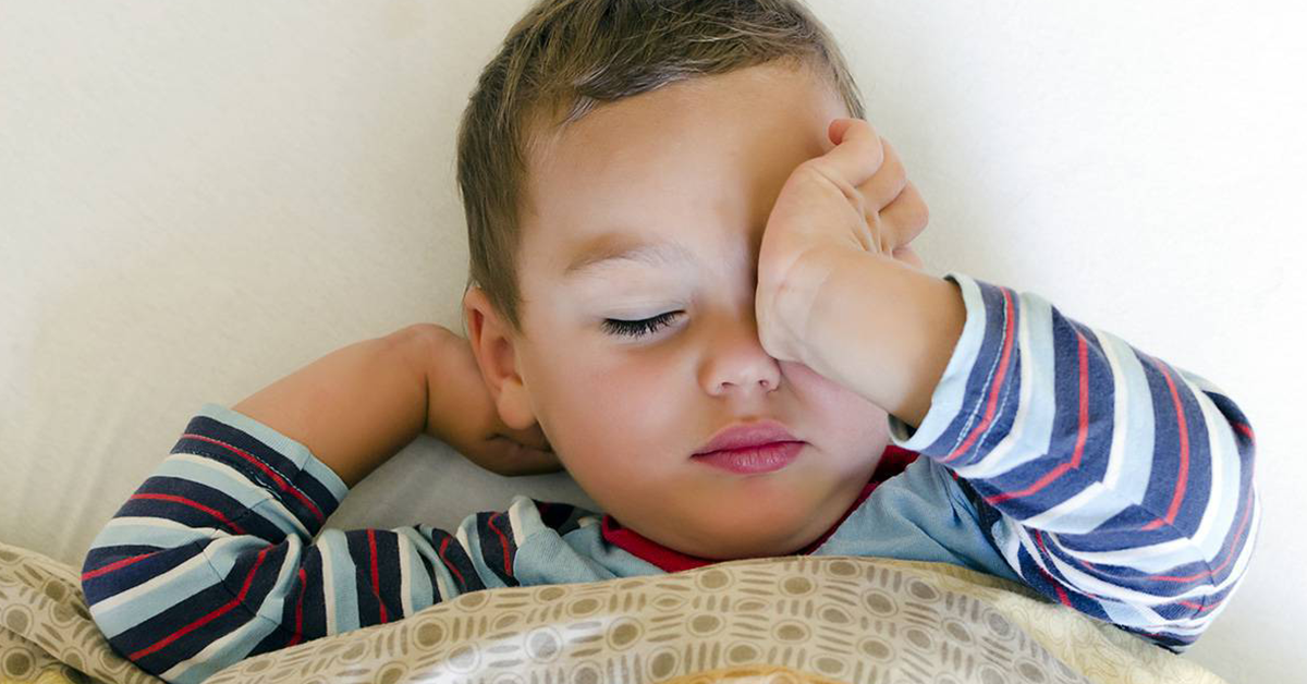 ¿Cuántas horas debe dormir un niño?