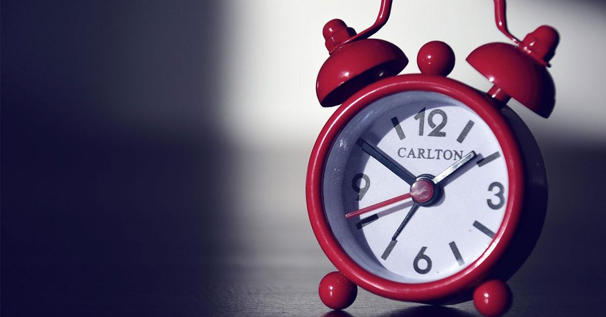 7 tips para dormir temprano