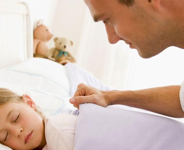 Métodos de relajación para tus niños antes de dormir