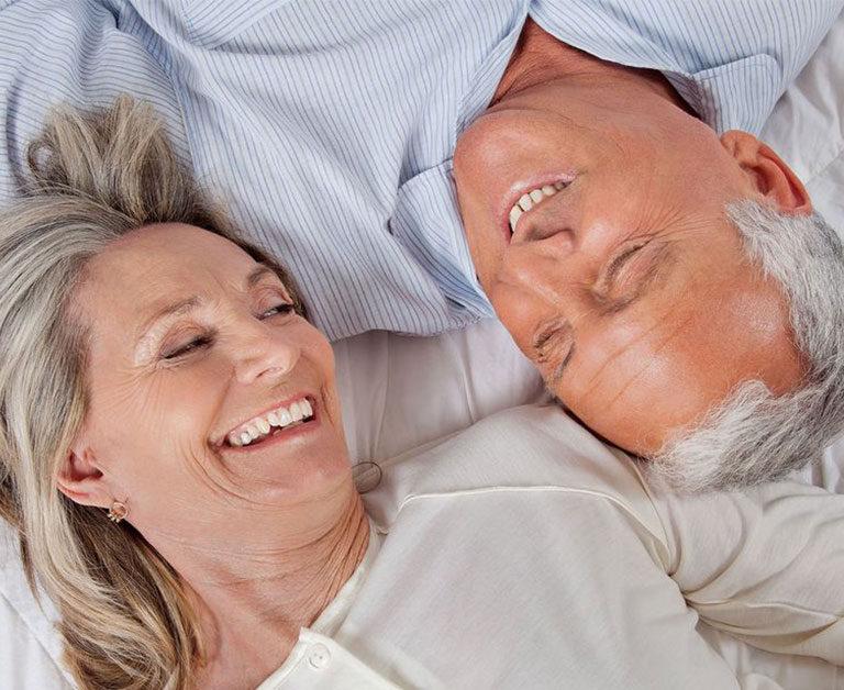Consejos para el buen descanso de las personas mayores