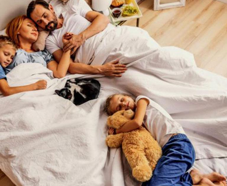 Consejos para que tus hijos prefieran dormir en su cama