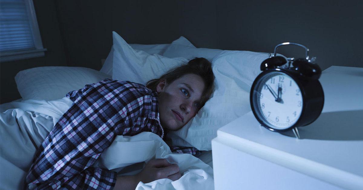 El insomnio, un problema para dormir