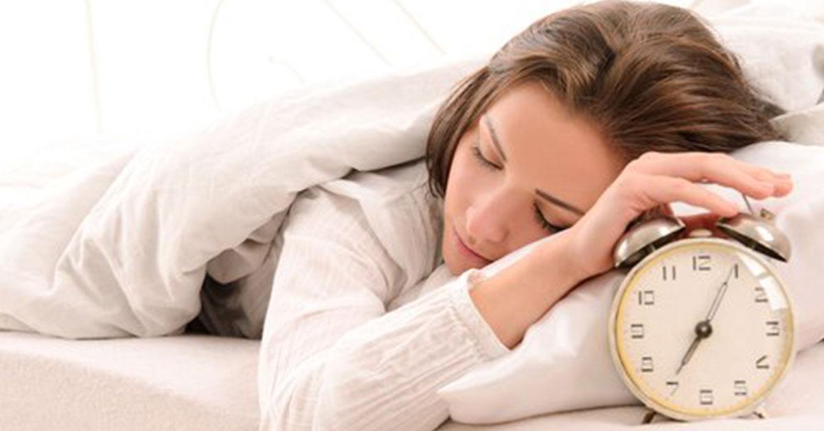 La temperatura ideal para dormir en invierno