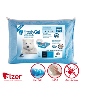 Almohada FROSTY GEL VISCO